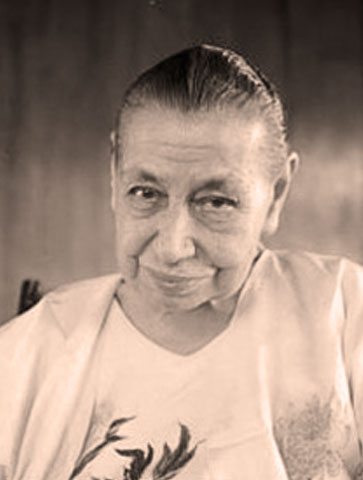 The Mother Aurobindo